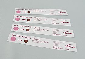 Autoclave Test Strips
